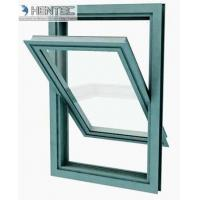 Powder Painted  Aluminum Window Extrusion Profiles 6063 Green