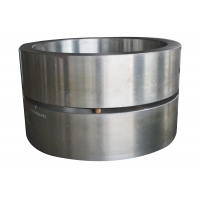 China Alloy Steel ASTM ASME 34CrNiMo6 Metal Forgings factory