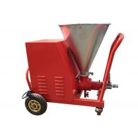 China 220V 1500W Putty Spray Machine Simple Operation For Interior Wall Surface on sale