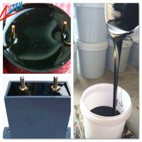 Buy cheap Black Thermally Conductive Potting Compound , Two Compound Thermal Conductive Epoxy Glue from wholesalers