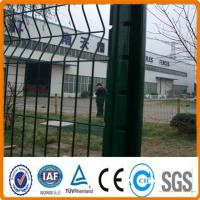 Buy cheap high security and pratical Wire Mesh Fence(manufacture) from Wholesalers