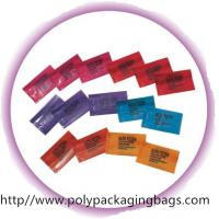 Buy cheap Customized Printed Shampoo Bags Cooling Gel Foil Packaging Bags from Wholesalers