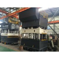 Door Making Large Hydraulic Press , Eight Columns High Speed Stamping Press