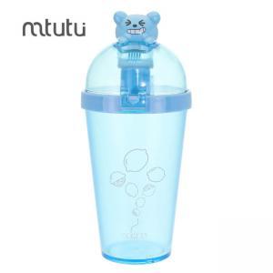 China Mtutu Promotional Gifts 450ml Cartoon Water Bottle factory