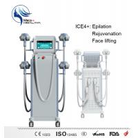 Multifunction IPL Laser Equipment , Hair Removal Machine With CE Approved