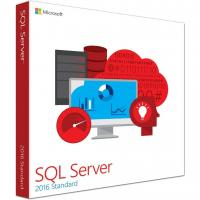 Buy cheap Online Activation 100% Original Microsoft SQL Server 2016 Standard Product Key from wholesalers