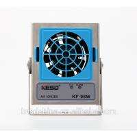 Buy cheap Semiconductor Industry Usage Air Ionizer Fan With 1.4 - 3.2 M3/Min Air Volume from Wholesalers