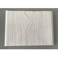 China Waterproof Solid PVC Wall Panels For Restaurant Interior Wall Decoration factory