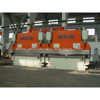 Buy cheap Standard Industrial Press Brake Machinery Sheet Metal Press Forming 400T/4000 from Wholesalers