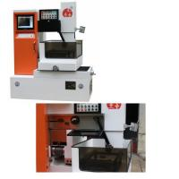 Buy cheap High intelligent and simple cutting machine CNC wire cutting EDM DK7732C from Wholesalers