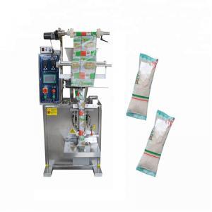 China Small Bag Bleach / Lemon Powder Packing Machine Electric Driven 600*790*1800mm factory