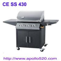 Buy cheap Gas Grills Stainless 3burner from wholesalers