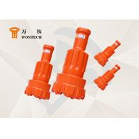 China Steel Water Conservancy Down The Hole Drilling Tools Heat Treatment Process factory