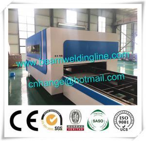 China 1KW 2KW 3KW CNC Fiber Sheet Metal Laser Cutting Machine Exchange Worktable factory