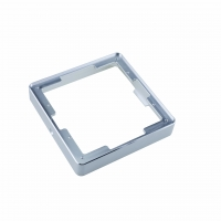 Buy cheap Custom Aluminum Cnc Machining Metal Parts Extruded Anodizing Enclosure from wholesalers