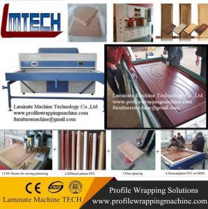 Buy cheap door panel molding machine from Wholesalers