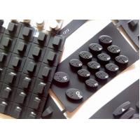High Quality Silicone Rubber Keypads with Blind Dots on Keys RK003