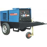 China 400A Electric Three Phase  Diesel DC Arc Welder/Metal Welding Equpment(AXC1-400) factory