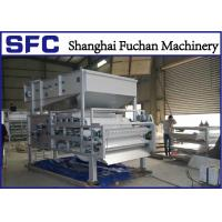 High Efficiency Sludge Thickening And Dewatering System For Wastewater Treatment