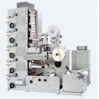 Buy cheap high speed CI flexographic printing press machine flexo label high precision from Wholesalers
