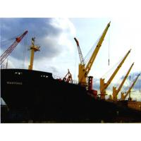 Buy cheap Hydraulic cargo crane offshore marine crane supplier from Wholesalers