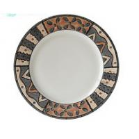 China 27cm bone China dinner plate made in china for export  with low price and high quality factory