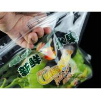 Fruit stand up zipper bags / pouches , Fruit And Vegetable Bean stand up Bags