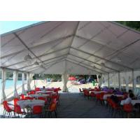 Buy cheap Hard Pressed Circus Play Tent White PVC Cover Church Windows For Beach Party from Wholesalers
