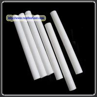 China manufacturing ptfe exturded rod ptfe teflon bar diameter:10~200mm on sale