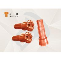 Buy cheap Fast Penetration RC Borehole Drill Bit For Thermal Boreholes Abrasion Resistance from Wholesalers