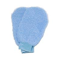 Buy cheap 22x12 cm PP Deep Exfoliating Mitt Scrubbing Gloves For Body from Wholesalers