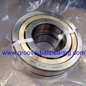 China BVNB311523 Angular Contact Ball Bearing Air Compressor Bearing 75*160*74mm on sale