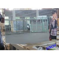 China 5mm 6mm Aluminium Glass Mirror Double Coated For Home Applications factory