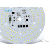 China AC 230V Aluminum SMD LED Module Round  Downlight Module 2835 white D100mm on sale