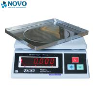 Buy cheap OEM Portable Electronic Scale , Household Weighing Machine SUS Pan from Wholesalers