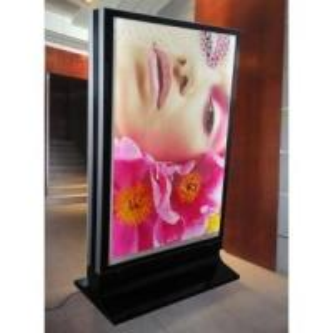 Quality IndoorlightboxBacklit Poster Printing / waterproof CMYK inkjet poster printing for sale