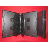 Buy cheap 22mm multi dvd case black from wholesalers