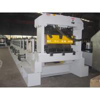 Buy cheap Professional Warehouse Cold Roll Forming Machine with PLC Control from Wholesalers