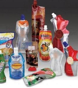 China Ketchup bags, sauce bag, bag box, box, tin tie bags, tie, tie bag, spout bags, flat bottom factory