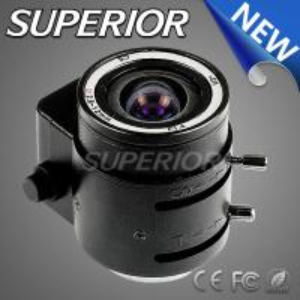 China Day and Night Lens 2.8-12mm Mega Pixel IR Lens (SP02812AMP) factory