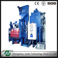 Buy cheap High Efficiency Automatic Shot Blasting Machine Wheel Abrator Cubic Meter Effective Volume from Wholesalers