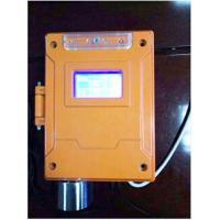 China Multi combustible gas detector with 4 sensors to monitor up to 4 gases and micro control on sale