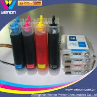 China 4 color ciss for HP88 printer continuous ciss ink system factory