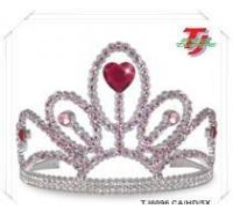 Shimmer Princess Sleeping Beauty Tiara Crown