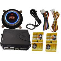 China Rfid Transponder Card Invisible Keyless Car Engine Start Stop System For Petrol Or Auto Diesel Car on sale