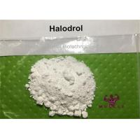 Buy cheap 99% Assay Muscle Building Prohormones Supplements White Powder Halodrol CAS 35937-40-7 from Wholesalers