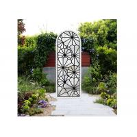 Buy cheap Frosted / Tinted / Reflective Plastic Frame For Door Glass Good Sealing from wholesalers