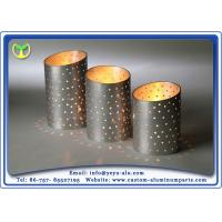Buy cheap Aluminum Lampshade Aluminum Parts Manufacturing For Light Decoration from Wholesalers