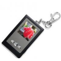 Buy cheap mini digital photo frame with keychain , keyring digital photo frame from Wholesalers