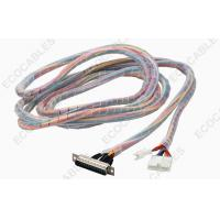 Buy cheap JST SMP Connector To D-SUB Connector Automotive Wiring Harness For Air Conditioner from Wholesalers